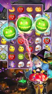 Halloween Fruits Splash