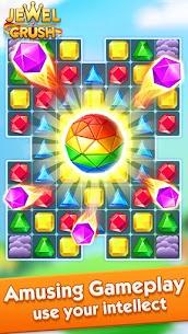 Jewel Crush™ – Jewels & Gems Match 3 Legend Mod 4.4.1 Apk (Money/ Free shopping) 4