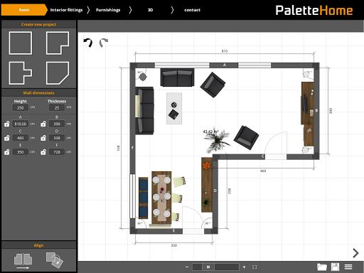 Palette Home 5.2.125.4010 Screenshots 21