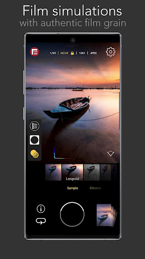 FiLMiC Firstlight - Photo App 1.1.4 Screenshots 3