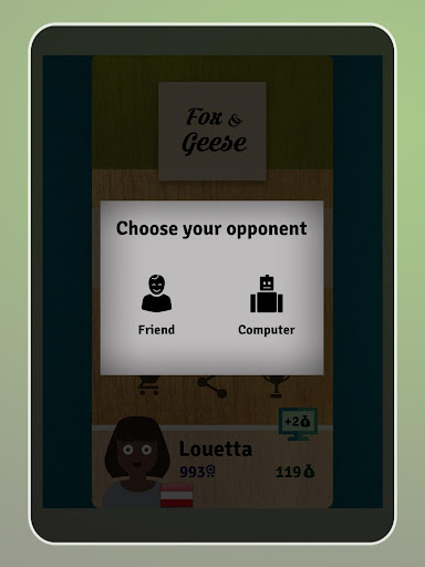 Fox and Geese - Online Board Game screenshots 24