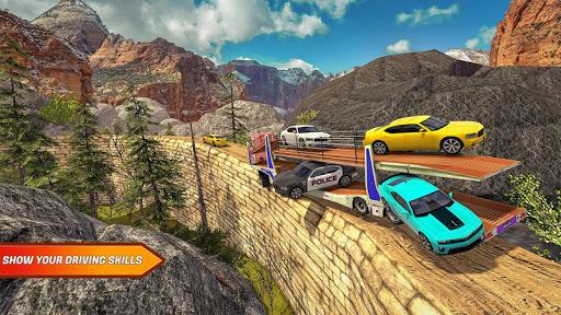 Offroad Transporter Car park  screenshots 2