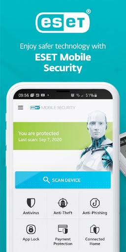 ESET Mobile Security & Antivirus 6.2.21.0 screenshots 1