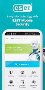 Free ESET Mobile Security  Antivirus 3