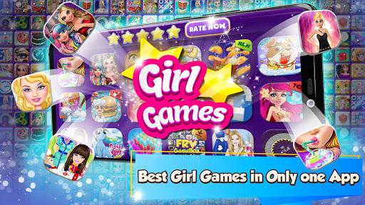 Minobi Games for Girls - Free Offline 1.13 screenshots 4