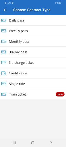 Rav-Pass & Rav-Kav by HopOn android2mod screenshots 7