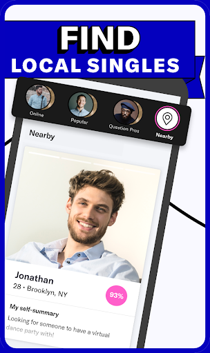 OkCupid - The Online Dating App for Great Dates 49.2.0 Screenshots 2