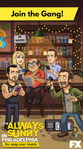 Itu2019s Always Sunny: The Gang Goes Mobile 1.4.0 screenshots 4