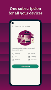 Express VPN Mod APK (Unlimited Free Trial & Unlocked Features) 4