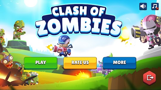 Clash Of Zombies 1