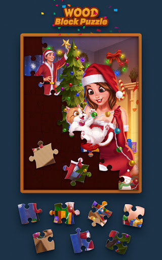 Jigsaw Puzzles - Block Puzzle (Tow in one) 14.0 screenshots 9
