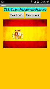 CSS Spanish Listener For Pc (Windows And Mac) Download Now 1