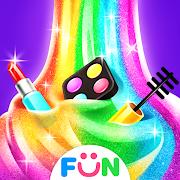 Makeup Kit Slime - Unicorn Slime Games for Girls
