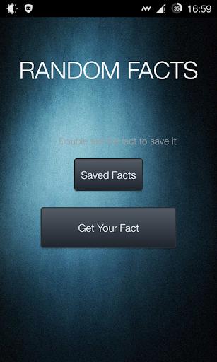 Random Facts screenshots 1