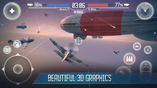 Sky Baron: War of Nations 1.2.0 Apk + Data 1