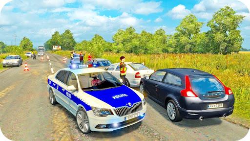 New Police Car Driving 2020 : Car Parking Games 3D  screenshots 10