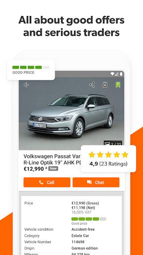 mobile.de u2013 Germanyu2018s largest car market 8.15.2 Screenshots 4