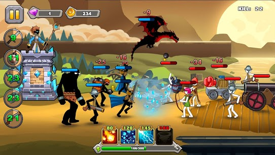 I Am Wizard Mod Apk (High Attack/Defense) 7