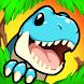 放置恐竜ランニング