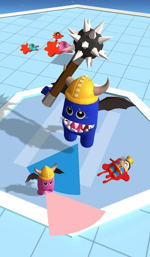 Imposter Smashers 2 - cute survival io games screenshots 2