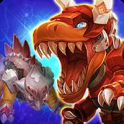 Dino War Tyranno VS Stego