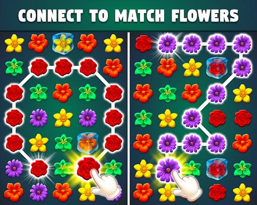 Flower Match Puzzle Game: New Flower Games 2020 0.5.3 screenshots 1