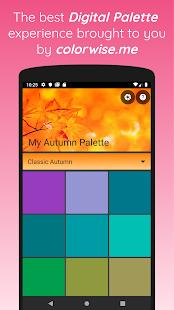 My Autumn Palette