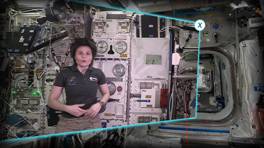 International Space Station Tour VR