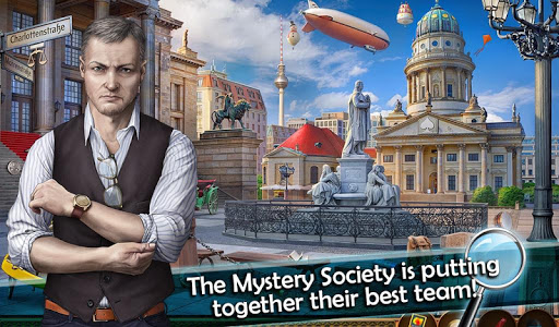 Mystery Society 2: Hidden Objects Games apkslow screenshots 14