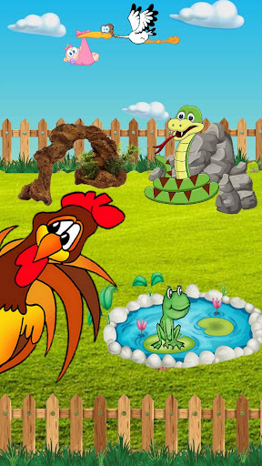 Zoo For Preschool Kids 3-9 - Animals Sounds  Screenshots 14