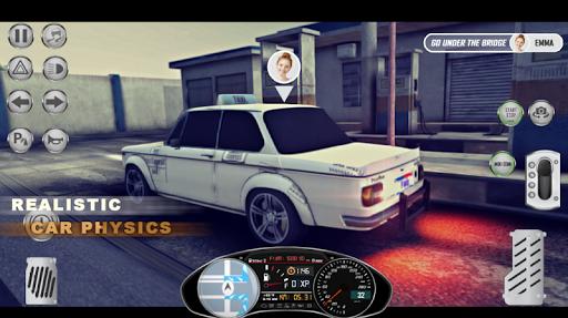 Taxi: Simulator Game 1976 1.0.1 screenshots 2