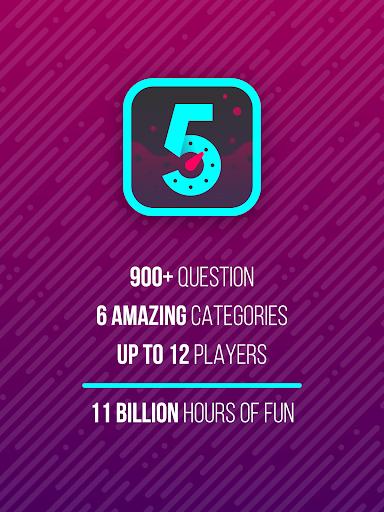 5 Second Rule - Drinking Game Apkfinish screenshots 15