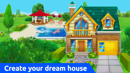 Build a House with Building Trucks! Games for Kids  screenshots 5