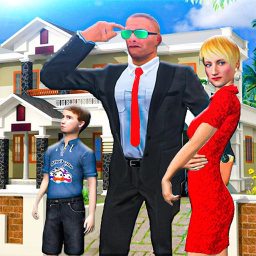 Baixar Real Life Rich Family: Billionaire Life Simulator para Android