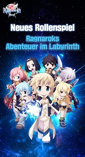 Ragnarok: Labyrinth Screenshot