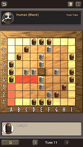 Hnefatafl 3.55 screenshots 5