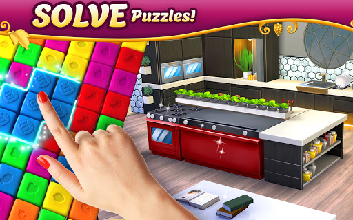 Vineyard Valley: Match & Blast Puzzle Design Game 1.21.22 Screenshots 3