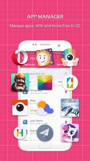 Safe Security -  Antivirus, Booster, Phone Cleaner 5.6.9.4834 Screenshots 4
