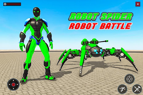 Flying Spider Rope Hero: Gangster Crime City 1.0 Screenshots 5