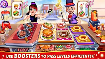 Crazy Cooking: Restaurant Craze Chef Cooking Games