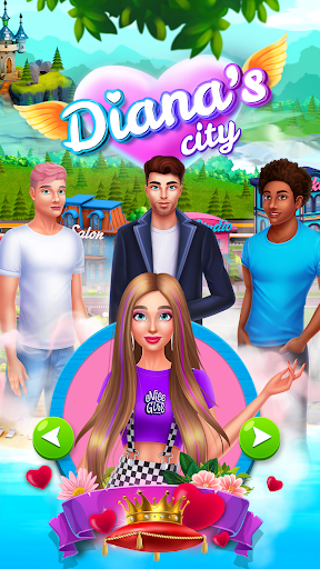 Diana's city - fashion and beauty  screenshots 7