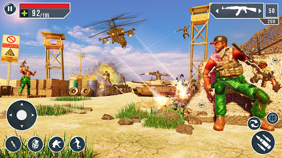 IGI Cover Fire Gun Strike: FPS Shooting Game screenshots 5