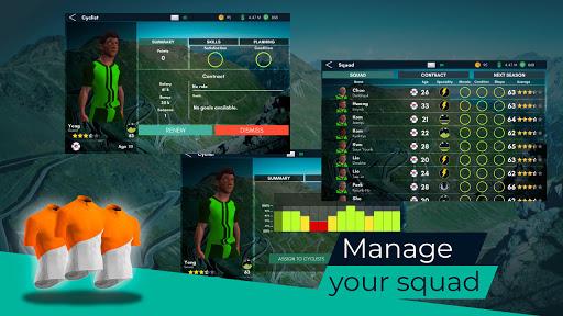 Live Cycling Manager 2021 1.11 screenshots 14