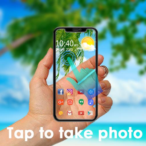 Transparent Screen Wallpaper