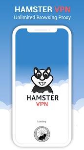 Hamster VPN : Free VPN Proxy Unlimited (Pro Mod APK) 2021** 5