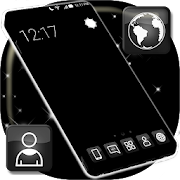 Black Theme Launcher