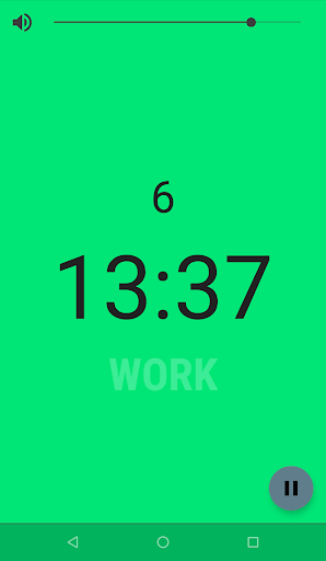 Interval Timer android2mod screenshots 3