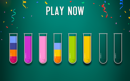 Sort Water Puzzle - Color Sorting Game  screenshots 18