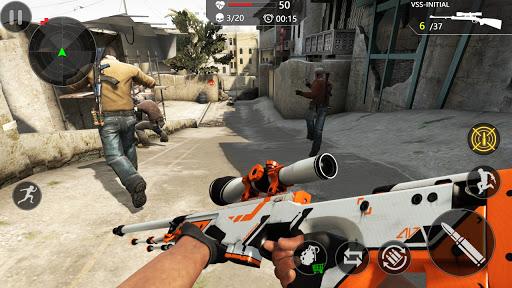 Modern Combat 2021 : Free Offline Cyberpunk FPS 1.0.4 screenshots 4