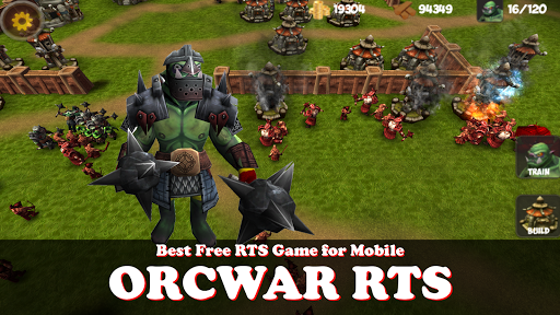 OrcWar Clash RTS 1.126 screenshots 1